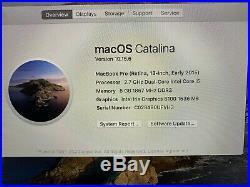 Apple MacBook Pro A1502 13.3 Laptop (Early 2015, Retina) + Free case Bundle