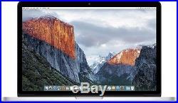 Apple MacBook Pro A1502 13.3 Laptop MF839LL/A Free Case Logic Case