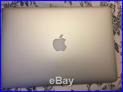 Apple MacBook Pro A1502 13 Laptop early 2015 withcase, skin, keyboard protector