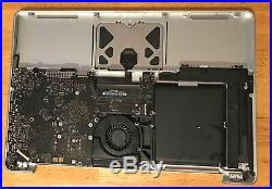 Apple MacBook Pro Mid-2009 motherboard / logic board withcase + kybd, Model A1286