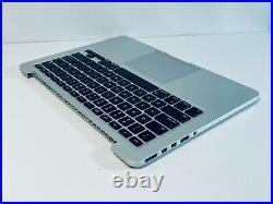 Apple MacBook Pro Retina 13 A1502 2015 Palmrest Upper Case Assembly + Battery