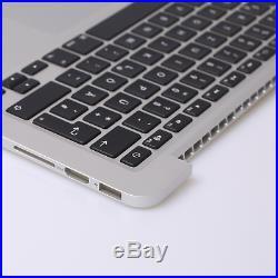 Apple MacBook Pro Retina 13 TopCase komplett inkl Akku A1502 613-0984 Grade A
