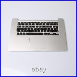 Apple MacBook Pro Retina 15 TopCase komplett inkl Akku A1398 2012 2013 Grade A