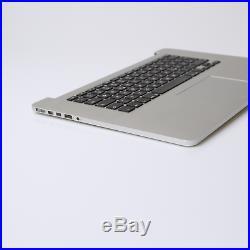 Apple MacBook Pro Retina 15 TopCase komplett inkl Akku A1398 2013 2014 Grade C