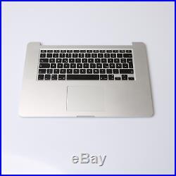 Apple MacBook Pro Retina 15 TopCase komplett inkl Akku A1398 2015 Grade B