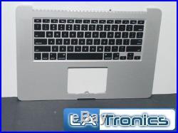 Apple MacBook Pro Retina A1398 Late 2013 2014 15 Top Case Keyboard 661-8311