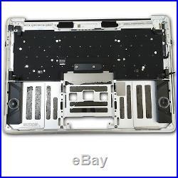 Apple Macbook Pro 13 A1706 DE Topcase mit Tastatur Beleuchtet 2016 Palmrest