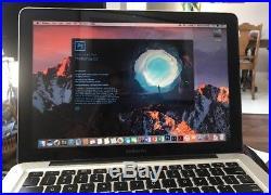 Apple Macbook Pro (13-Inch, Mid 2010) 4GB RAM 250GB HDD Case Bundle