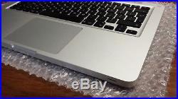 Apple Macbook Pro 13 Upper Top Case for A1278 Grade A 2011 2012 661-5871