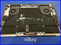 Apple Macbook Pro 15 A1990 Space Gray Keyboard Battery Top Case Fans 2019