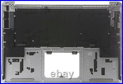Apple Macbook Pro 15 Retina DE A1398 2013 Topcase Cover Gehäuse Tastatur QWERTZ