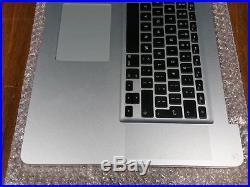 Apple Macbook Pro 17 Unibody Upper Top Case Grade A 2010 A1297 661-5473
