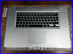 Apple Macbook Pro 17 Unibody Upper Top Case Grade B A1297 2011 661-5966