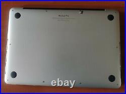 Apple Macbook Pro A1502 Core i5 Retina Late 2015 13 + Case Rotto Faulty