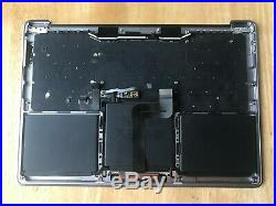 Apple Macbook Pro A1708 13 Late 2016 Mid 2017 Space Gray Top Case Palmrest