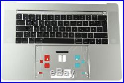 Apple Macbook Pro Retina A1990 15 Topcase Tastatur Cover Gehäuse 2018 Palmrest