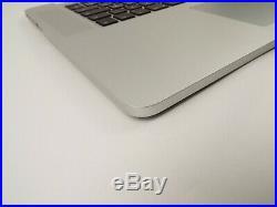 Apple Palmrest for MacBook Pro Retina 15 A1398 late 2013 2014 Upper Top Case