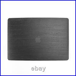 Black Case for 15 16 13 Apple MacBook Pro