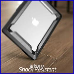 Case SUPCASE NC NEXCASE RUGGED for Apple Macbook PRO 15 2016 BLACK