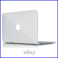 Crystal Clear Hard shell Case transparent Cover for Apple Macbook Pro 15