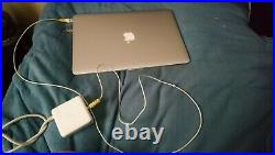 Early 2013 MacBook Pro Retina 15 Good Stiff Trackpad
