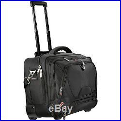 Elleven 17 Wheeled Computer Case Laptop Bag / MacBook Pro Bag NEW