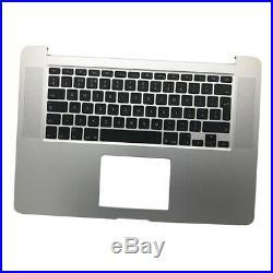 For Macbook Pro 15 A1398 Retina 2015 Upper Case Palmrest withKeyboard&Backlit