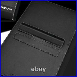 GARIZ Leather Case Bag Pouch for Apple Macbook Pro Air 13 PL-NBPBK Black