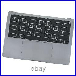 GR B SPACE GRAY TOP CASE + KEYBOARD MacBook Pro Retina 13 A1706 2016, 2017