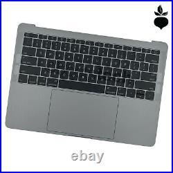 GR B Space Gray Top Case, Keyboard, Battery MacBook Pro 13 A1708 2016,2017