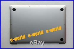 Genuine A1502 Bottom Case Base Lower Cover For Macbook Pro Retina 13 2013-2015