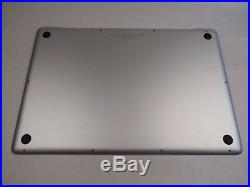 """Grade A Late 2011 A1297 17/"""" MacBook Pro Early Bottom Cover"""