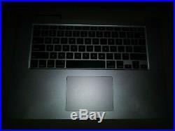 Genuine Apple Macbook Pro A1398 15 2015 Top Case Battery Keyboard Trackpad