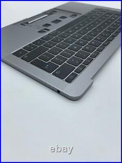 Genuine MacBook Pro 13 A1708 2016 2017 Palmrest Upper Case Assembly Space Grey