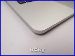 Genuine MacBook Pro Retina 13 late 2013 2014 A1502 Palmrest Upper Case 83