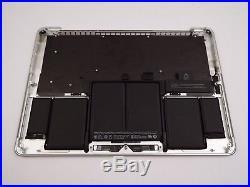 Genuine MacBook Pro Retina 13 late 2013 mid 2014 A1502 Palmrest Upper Case 14