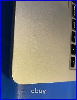 Genuine Macbook Pro A1502 2013 2014 Bottom Case With Keyboard And Trackpad