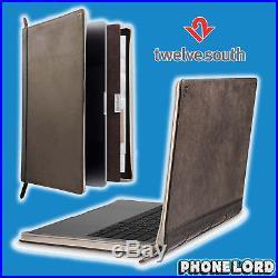 Genuine TWELVE SOUTH MacBook Pro 15 USB-C 2017 BookBook Volume 2 Case Pocket