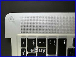 Gr B TOP CASE + KEYBOARD Apple MacBook Pro Unibody 15 A1286 2011 2012