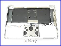 Grade A Keyboard Top Case Trackpad Touchpad for Apple Macbook Pro 15 A1286 2009