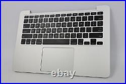 Grade A MacBook Pro Retina 13 A1502 Late 2013 2014 Top Case Keyboard Trackpad