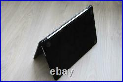 Handmade Luxury Macbook Pro Touch 13 inch Genuine Ostrich Leather Cover Case