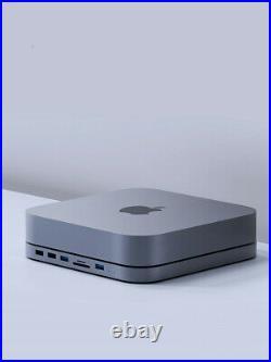 Hard Drive Enclosure USB 3.0 Hub Mac Mini MacBook Pro Type C SSD HDD Case Server