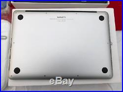 Immaculate MacBook Pro 13 2.9ghz 512GB 16GB Applecare Case & Shell Bundle