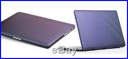 Ion VARIATIONCOVER 3D Carbon Fibre Case Cover For Apple Macbook Pro Retina 13