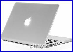 Kuzy Compatible with MacBook Pro 17 inch Case for Model A1297 Aluminum Unibod