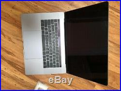 LCD Screen Display Assembly MacBook Pro 15 Retina + Case Battery Keyboard A1707