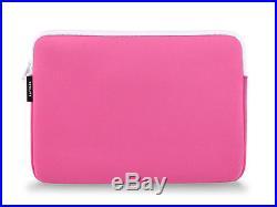 Lavolta Designer Pink Sleeve Case Bag for Apple MacBook Pro MD101LL/A 13.3-Inch