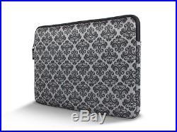 Lavolta Motif Designer Damask Laptop Sleeve Case Bag for Apple Macbook Pro 15