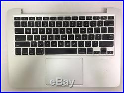 Lot 5 MacBook Pro 13 A1502 2015 Top Case/Battery/Keyboard/Track Pad AS IS